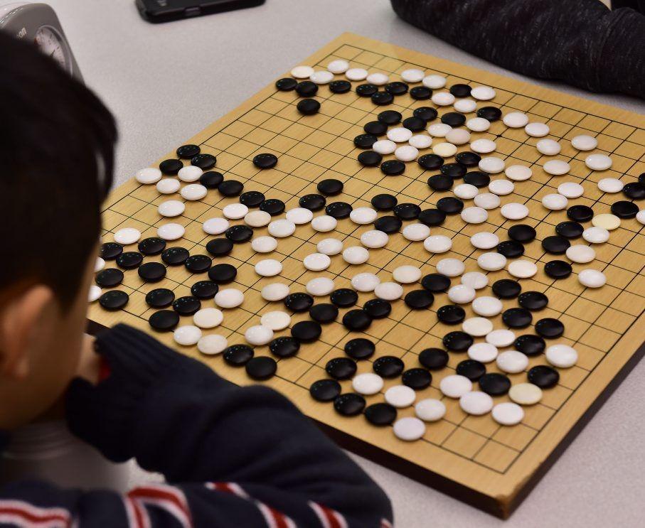 L'I.A domine le jeu de Go.