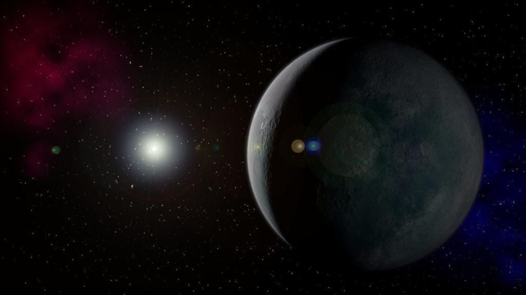 La planète 9 du système solaire enfin découverte