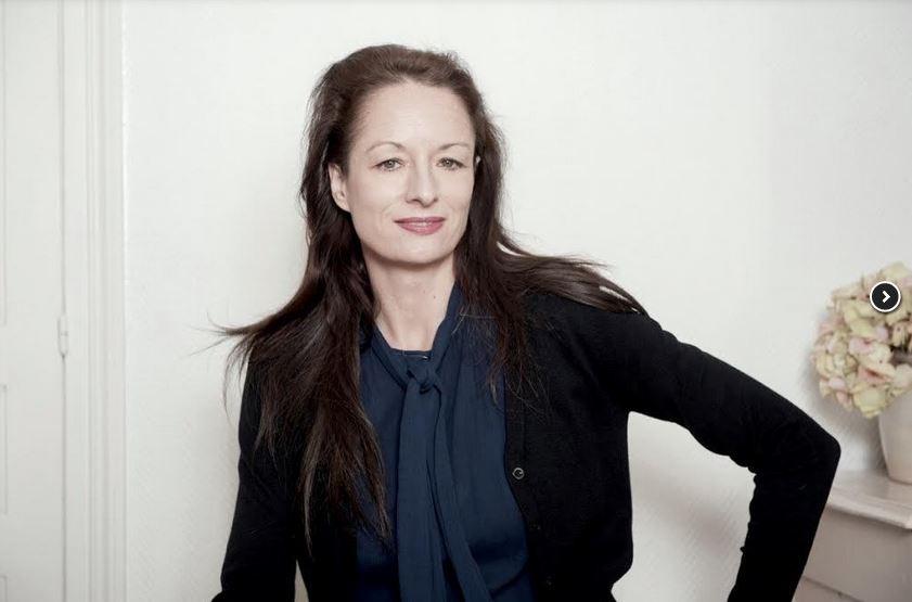 Caroline-Christa Bernard, une survivante du Bataclan.