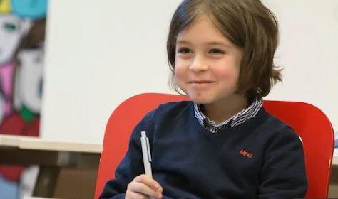 Un jeune génie belge de 9 ans