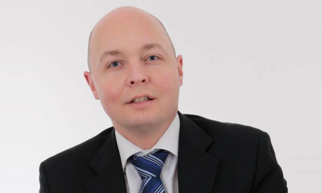 Thomas Joly devient le président du Parti de la France
